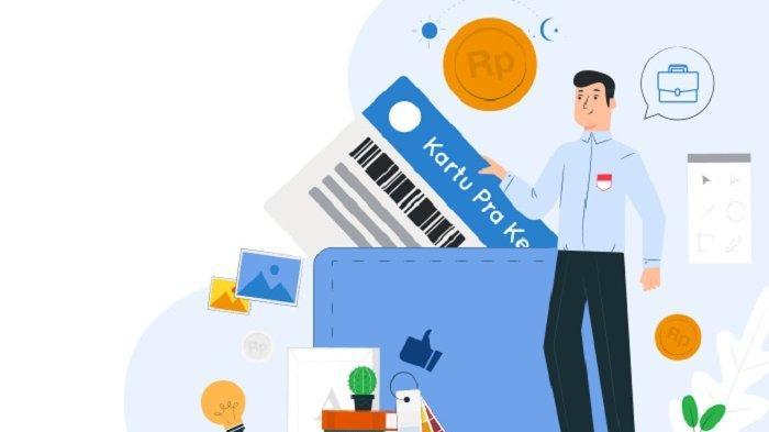 Cara Membuat Kartu Pra Kerja, Buat Akun di prakerja.go.id hingga Daftar Kartu