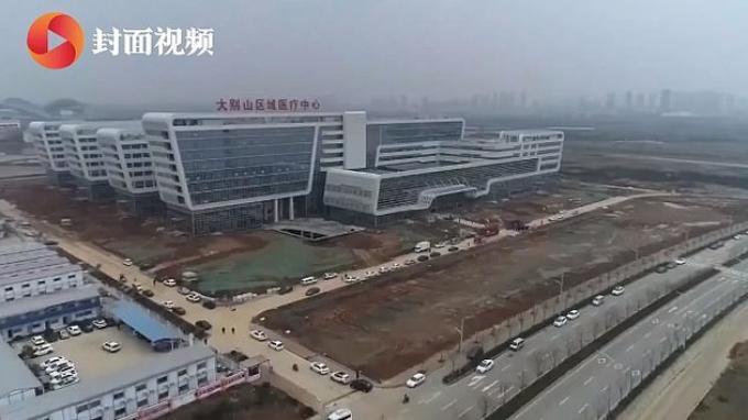 Fakta Arsitek Rumah Sakit Khusus Virus Corona di Wuhan, Ternyata Lahir dan Pernah Tinggal di Jember