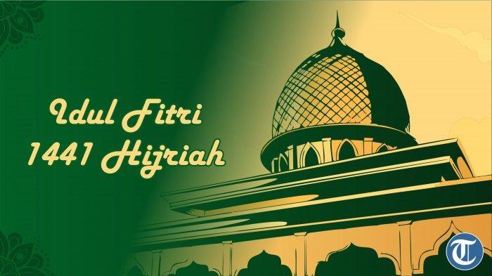 Kumpulan Ucapan Idul Fitri Tokoh Politik, dari Jokowi, Anies, Sandi, Ganjar hingga Bamsoet