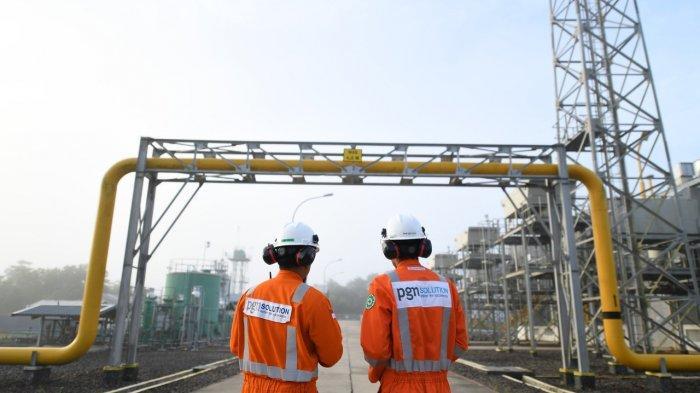 PGN Jaga Ketahanan Pasok Gas Jawa Timur