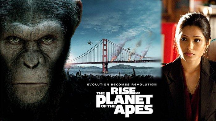 Sinopsis Film Rise of The Planet of The Apes Tayang di Big Movie GTV Malam Ini Jumat 20 Maret 2020