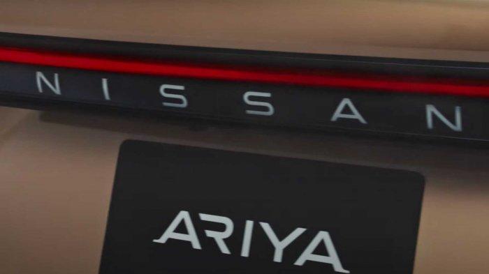 Teaser Terbaru Nissan Ariya Kembali Goda Penggemar Sebelum Mendebut