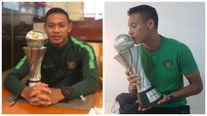 Andy Setyo Siap Jalani Seluruh Program Shin Tae-yong Selama di TC Timnas Indonesia