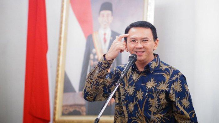 Dompetnya Penuh Perutnya Penuh Doa Ahok buat Warga DKI Jakarta