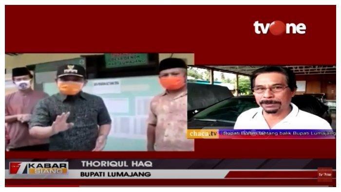 Jangan-jangan Enggak Bisa Urus Daerahnya Balas Bupati Boltim yang Kritik Menteri Bupati Lumajang