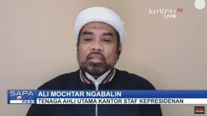 Jokowi Memerintahkan 'New Normal' Kini DijagaAparat TNI Polri Berbeda dengan PSBB Ali Ngabalin
