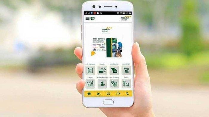 Mandiri Syariah Catat Pengguna Mobile Banking Meningkat 25 Persen