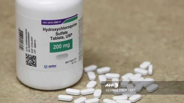 Obat yang Diklaim Trump Sembuhkan Covid-19 Prancis Larang Penggunaan Hidroksiklorokuin